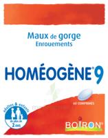 Boiron Homéogène 9 Comprimés à Versailles