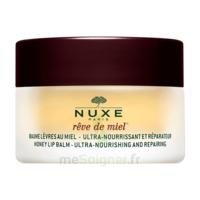 Nuxe Baume Lèvres Ultra-nourrissant Rêve De Miel®15g à Versailles