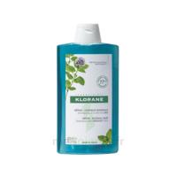 Klorane Menthe Aquatique Bio Shampooing Détox Fraicheur 400ml à Versailles