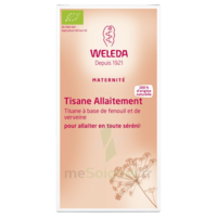 Weleda Tisane Allaitement 2x20g à Versailles