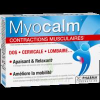 Myocalm Comprimés Contractions Musculaires B/30 à Versailles