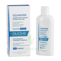 Ducray Squanorm Shampooing Pellicule Grasse 200ml à Versailles