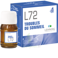 Lehning L72 Solution Buvable En Gouttes 1fl/30ml à Versailles