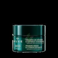 Nuxe Bio Masque Détoxifiant Eclat 50ml à Versailles