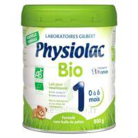 Physiolac Bio 1 Lait En Poudre B/800g à Versailles