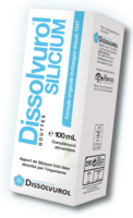 Dissolvurol Silicium Solution Buvable En Gouttes Fl/100ml à Versailles